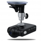 "2.0MP Wide Angle Digital Car DVR Camcorder w/ Motion Detection/Mini USB/SD (2.5"" LCD)"