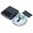 "1.5"" TFT LCD Video Memo Message Recorder with Magnet - Blue (2*AAA)"