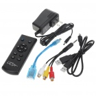 "HDX Bone 1080P HD 2.5"" SATA HDD Network Media Player w/ Google Android 2.1 OS/HDMI/AV/RJ45 (500GB)"