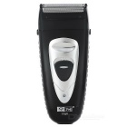 Rechargeable Electric Shaver - Black (AC 220V)
