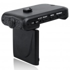 High Resolution 3.0 MP CMOS Vehicle Car Video Recorder/Camcorder with SD Card Slot (2.5&quot; TFT LCD)