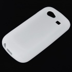 Protective Silicone Case for Samsung i9020/Google NEXUS s - White