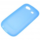 Protective Silicone Case for Samsung i9020/Google NEXUS s - Blue