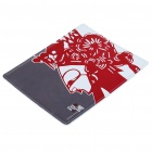 Chinese Style PU Leather Mouse Pad