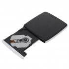 Slim USB External DVD/CD Writer Burner - Black