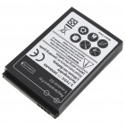 3.7V 3000mAh High Capacity Battery Pack with Back Cover for T-Mobile G2