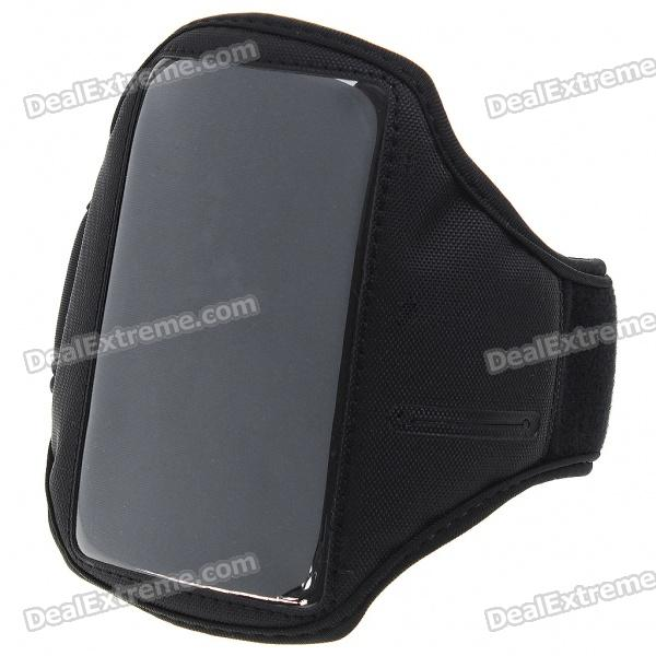 Trendy Sports Armband for Ipod Touch 4 (Black)