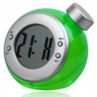 Eco-Friendly Water-Powered Clock - Green