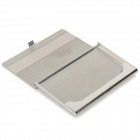 Elegant Metal Business Card Case