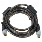Premium Gold Plated 1440P HDMI V1.4 Male to Male Shielded Connection Cable (3M-Length)