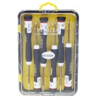 Handy Precise Screwdrivers Set Kit (6-Piece Set)
