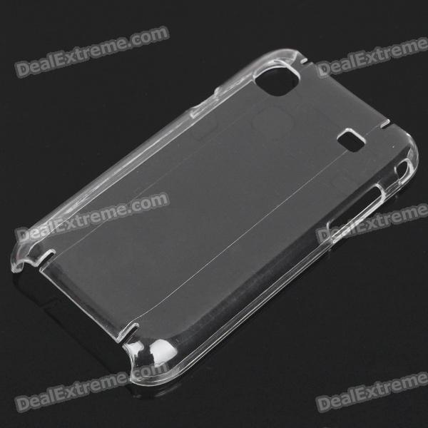 Protective PC Crystal Case for Samsung i9000 Galaxy S (Transparent)