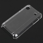 Protective PC Crystal Case für Samsung i9000 Galaxy S (Transparent)