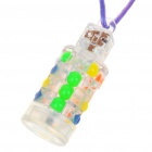 Magic Puzzle Decoration Toy with 2-Mode Multi-Color LED Light (3 x AG1 / SR621SW)