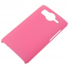 Protective PC Plastic Back Case for HTC Desire HD (Pink)