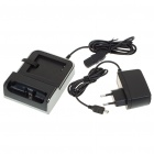 USB/AC Battery Charging Dock Cradle with Power Adapter for HTC HD7