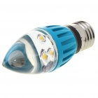 E27 3W 250LM 3000-3500K Warm White-LED-Lampe (220V)