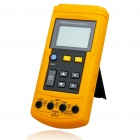 "YHS-715 2.4"" LCD Rechargeable Handheld Loop Calibrator Multimeter (Voltage + Current / 1*6F22)"
