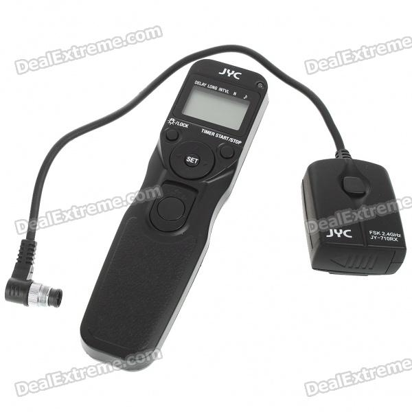 "1.3"" LCD Digital Timer Remote Switch Trigger for Nikon/Kodak/Fujifilm (2*AAA)"