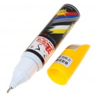 Volkswagen SVW-31 Gearing Silver Auto Body Paint Scratch Repair Pen (12ml)