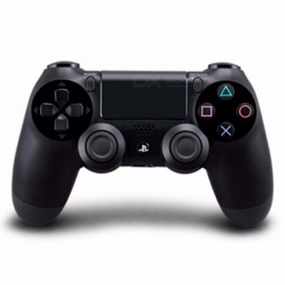Wireless Bluetooth Game Controller For Sony PS4 PlayStation 4 Controller For Dual Shock Vibration Joystick Gamepad Black