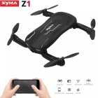 SYMA Z1 RC Drone With HD Camera FPV Real Telecontrolled Aircraft Real-time Transmission Aircraft Black