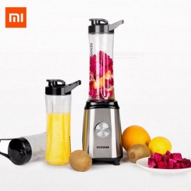 Xiaomi Ocooker Portable 304 Stainless Steel Juicer, Baby Fruit And Vegetable Cooking Machine W/ Point Switch 220V