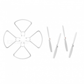 Xiaomi Spare Parts Accessories Propellers Blades Protective Cover Blade Guard For Xiaomi MiTu WiFi FPV Quadcopter Drone White/10C