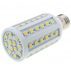 E27 14.5W 880-1000LM 60x5050 SMD LED White Corn Light Bulb (220V)
