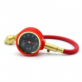 IZTOSS Universal High-Precision Car Tire Pressure Gauge Monitor - Red