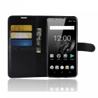 Naxtop Phone Wallet Flip Leather Holder Cover Case for Oukitel K10 - Black