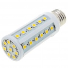 E27 10.5W 630-740LM 44x5050 SMD LED White Corn Light Bulb (220V)