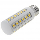 E27 8.6W 520-610LM 36x5050 SMD LED White Corn Light Bulb (220V)