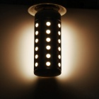 E27 8.6W 520LM Cool White Luz 36 * 5050 SMD LED Corn Cob Bulb (220V)