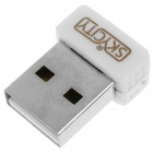 Mini Nano USB 2.0 802.11n / b / g 150Mbps Wifi / WLAN Wireless Network Adapter