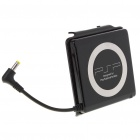 2400mAh Rechargeable External Power Pack for PSP 2000/3000 - Black