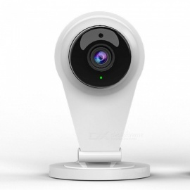 Intelligent 720P Network IP Camera w/ Infrared Night Vision