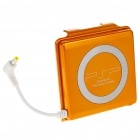 2400mAh Rechargeable External Power Pack for PSP 2000/3000 - Yellow