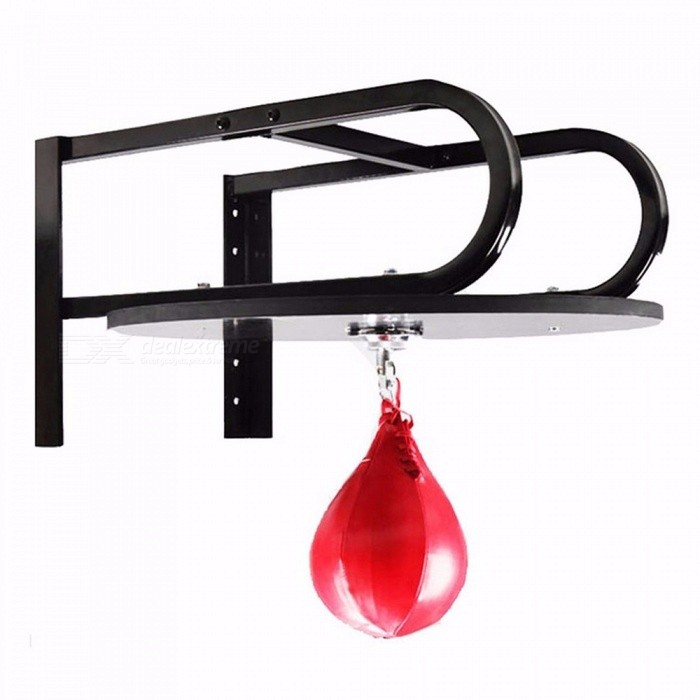 ... Boxing Pear Shape PU Speed Ball, Swivel Punching Exercise Speedball Speed Bag, Punch Fitness ...