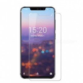Naxtop 2.5D Tempered Glass Screen Protector for UMIDIGI Z2/Z2 Pro - Transparent