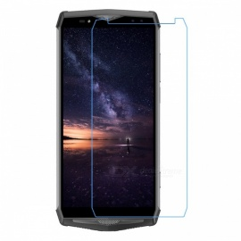 naxtop 2PCS 2.5D herdet glass skjermbeskyttere for ulefone power 5 - transparent