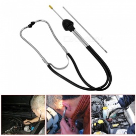 ESAMACT Auto Mechanics Engine Cylinder Stethoscope Hearing Tool Cylinders Stethoscope Car Engine Tester Diagnostic Tool