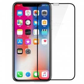 Benks Full Size Tempered Glass Screen Protector with 3D curved edge for IPHONE X