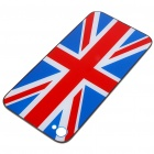 Replacement Battery Back Cover Case w/ 2 Screwdrivers for Apple iPhone 4 - Union Jack Style