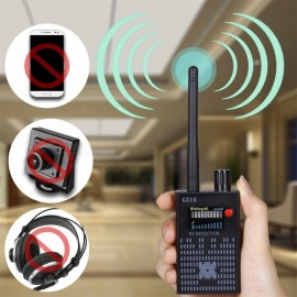 Anti-eavesdropping Anti-stealing Wireless Signal Automobile GPS Detector