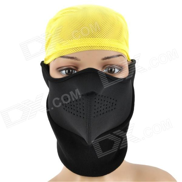 Wind Stopper Face Mask for Cycling