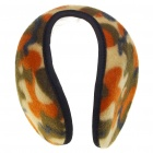 Trendy Soft Cotton Earmuffs Winter Earwarmer for Males - Color Assorted