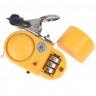 Multifunctional Fish Pole Burglar & Fishing Bite Alarm - Yellow (3*LR44)