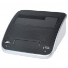 "2.5""/3.5"" SATA HDD USB 2.0 Vertical Dock with eSATA Port + 2-Port USB Hub"