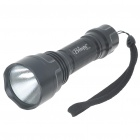 Brinyte XML-C2 CREE XML-T6 5-Mode 6700K 450LM White LED Flashlight with Strap (1*18650)